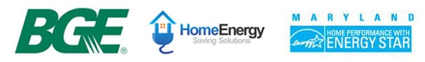 home energy audit maryland bge partner